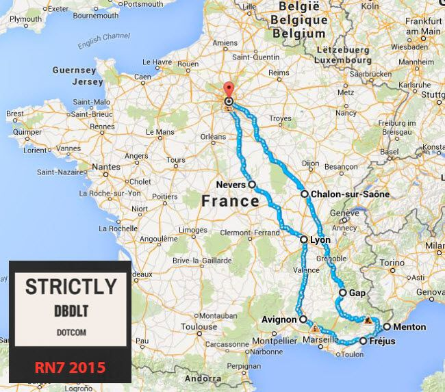 Roadbook RN7 : Nationale 7 et Moto et Route Napoléon, road trip moto | Spanje, Vakantie, Frankrijk