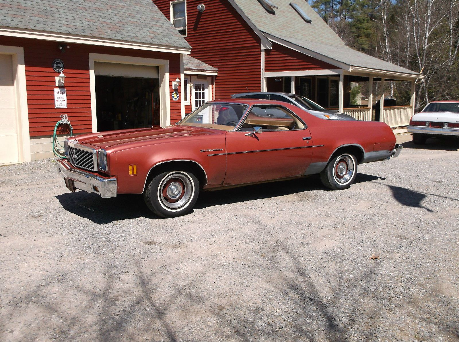 All Chevy 1976 chevy el camino : Chevrolet: Other Pickups El Camino 1976 chevrolet el camino malibu ...