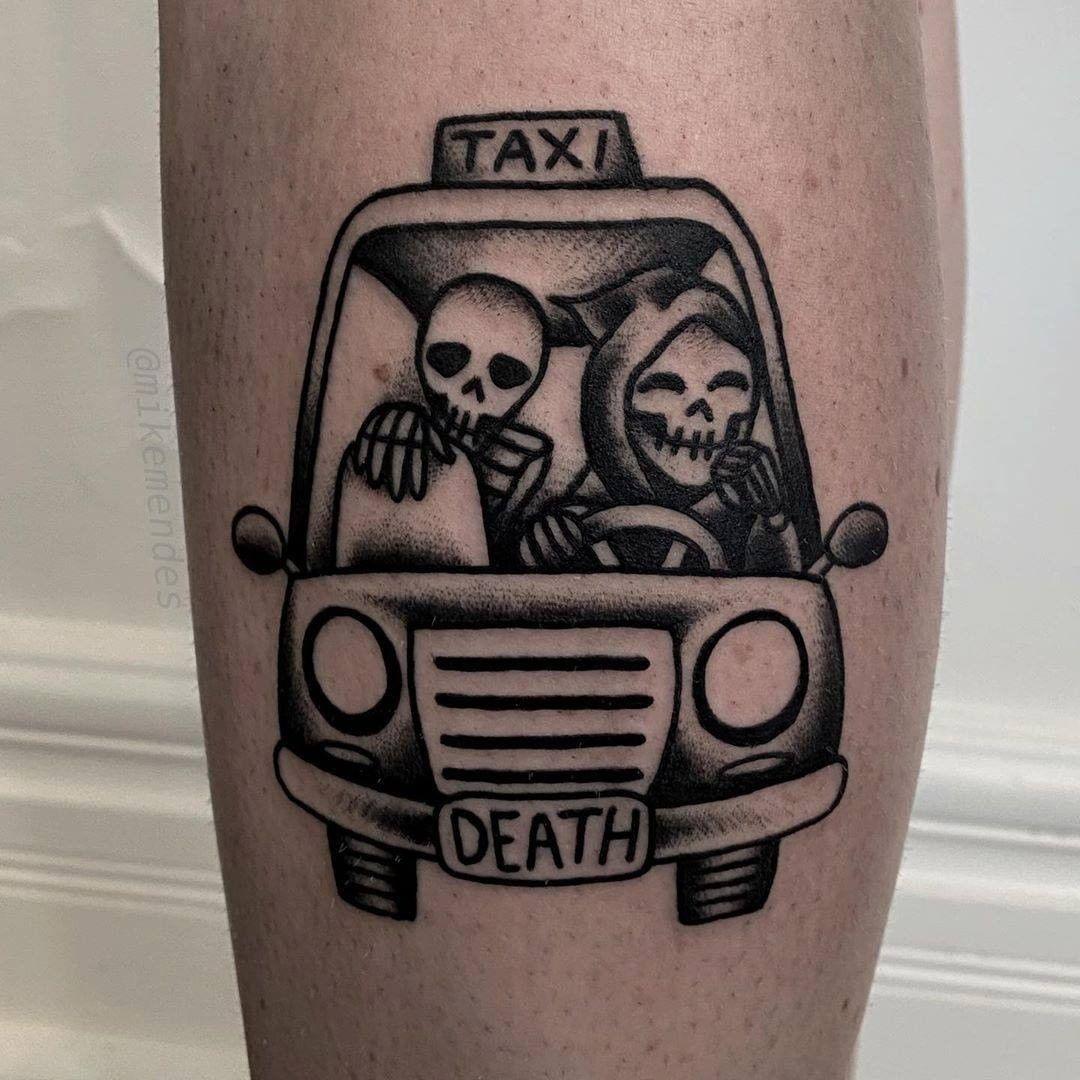 Blackwork tattoo by blxckink inkstinct in 2020