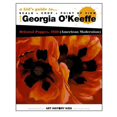 Photo of Georgia O'Keeffe Guide — Art History Kids