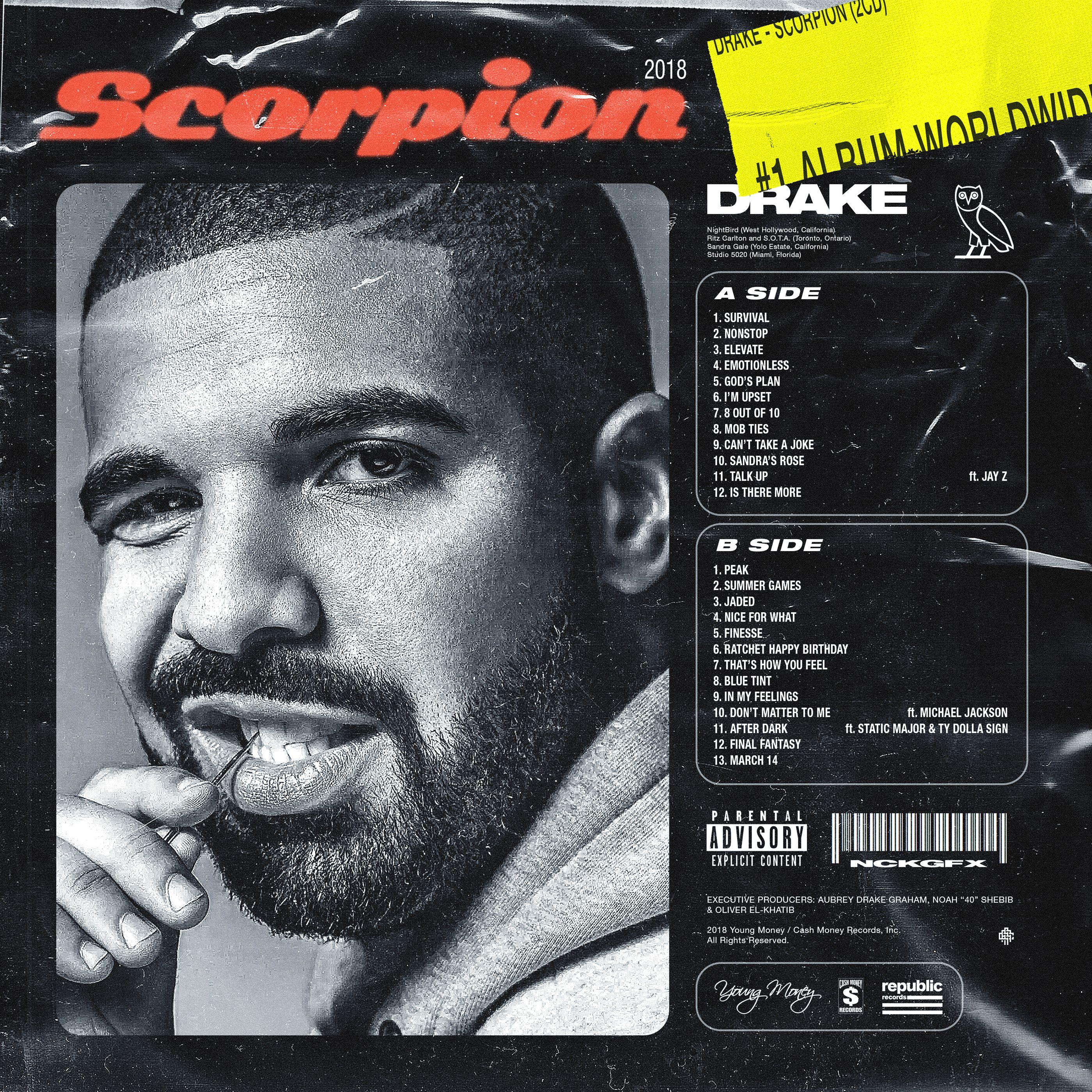 Drake | Scorpion (Alternate Version)