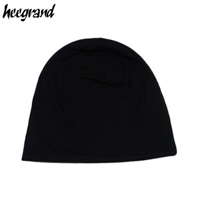 2017 Hot  New Arrival Mans Autumn Super Fashion Beanies Solid Casual Skullies For Adult With 19 Color Wholesale PMT033
