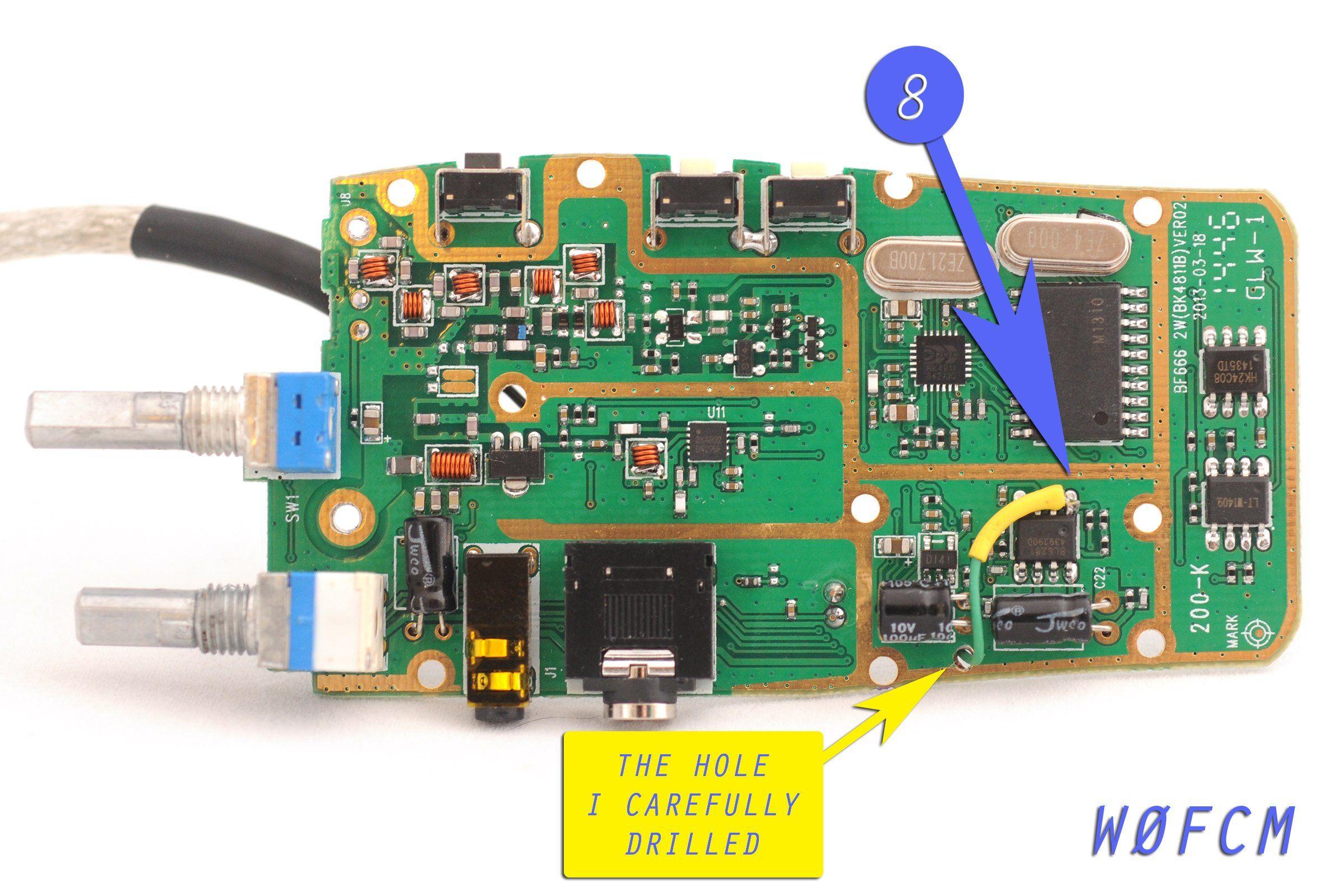 AllStar Portable Micro Node | W0FCM – Sealy, Texas | Ham