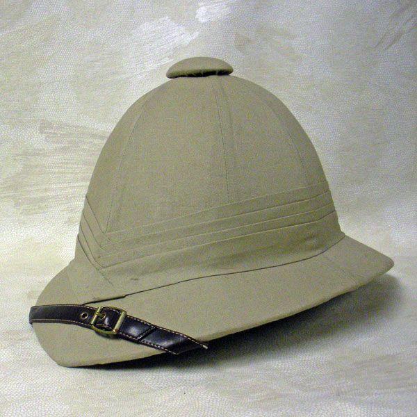 34efb0b6a7d10 Victorian Safari helmet   Gentlemans Hats   Vintage safari, Safari ...