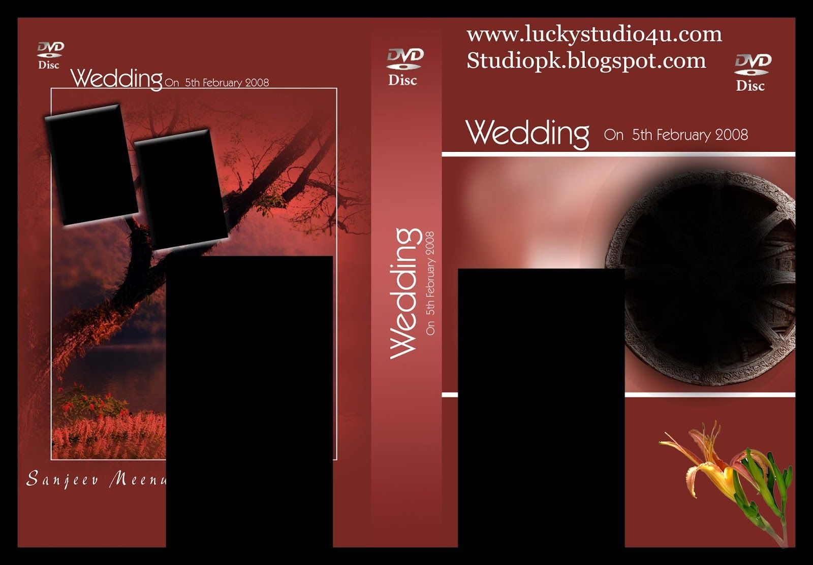 Wedding Dvd Cover Psd Free Download Wedding Dvd Cover Dvd Cover Design Wedding Dvd