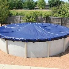 Cover Your Above Ground Swimming Pool For Winter Find All