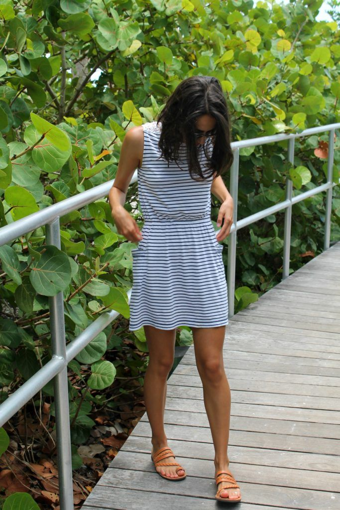 Sandy Style: My Favorite Beach Outfits  