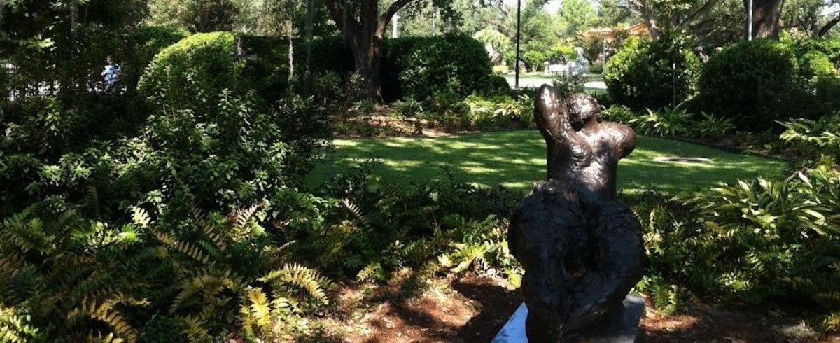 The Sydney And Walda Besthoff Sculpture Garden At The New Orleans Museum Of Art New Orleans