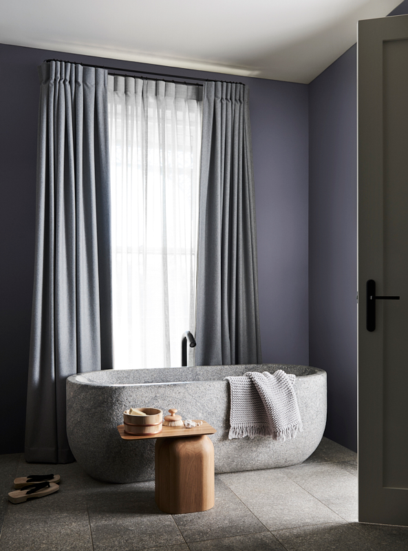 whole self colour trends bath in 2019  bathroom trends