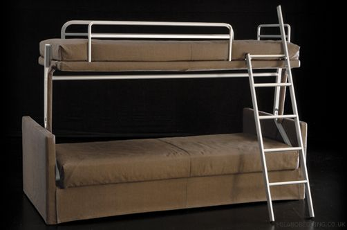 Best This Is A Sofa Converts To Bunk Beds Upgrade The Size 400 x 300