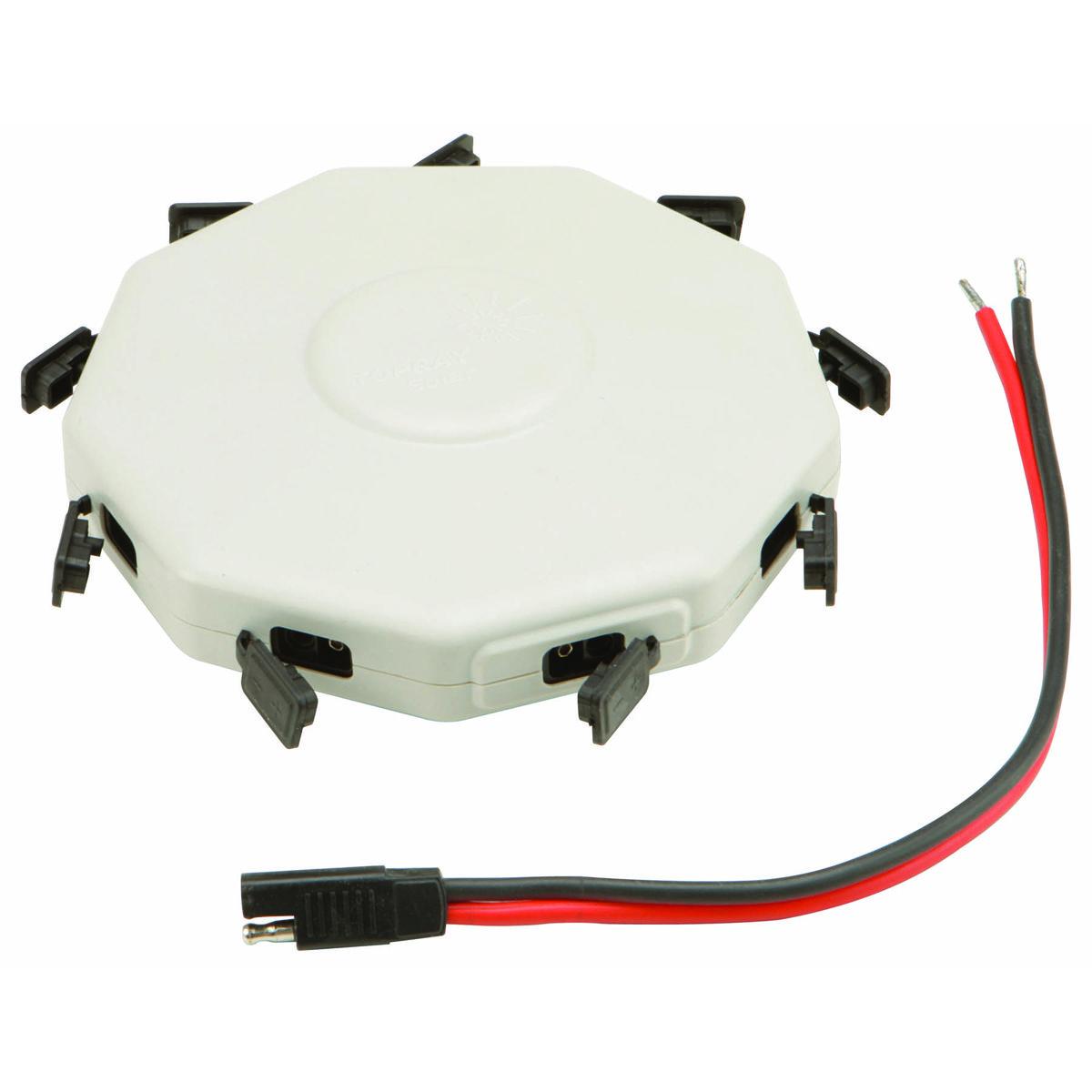 400 Watt Universal Solar Connector Aquaponics Diy Aquaponics Solar Panels For Home