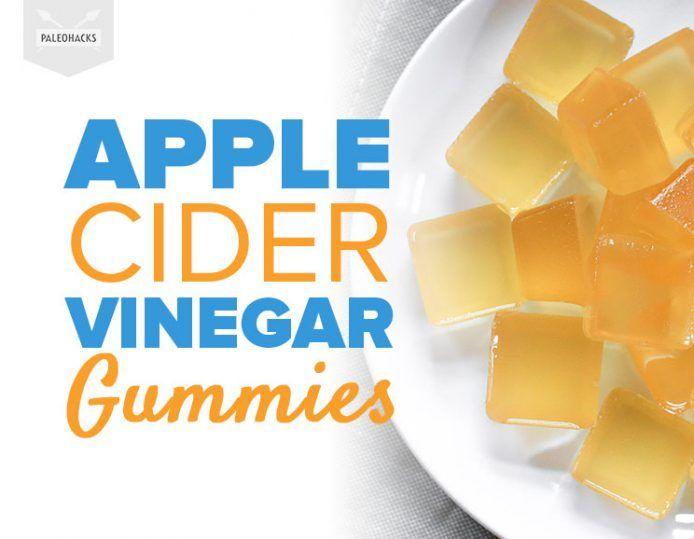 apple cider vinegar gummies  recipe  apple cider vinegar