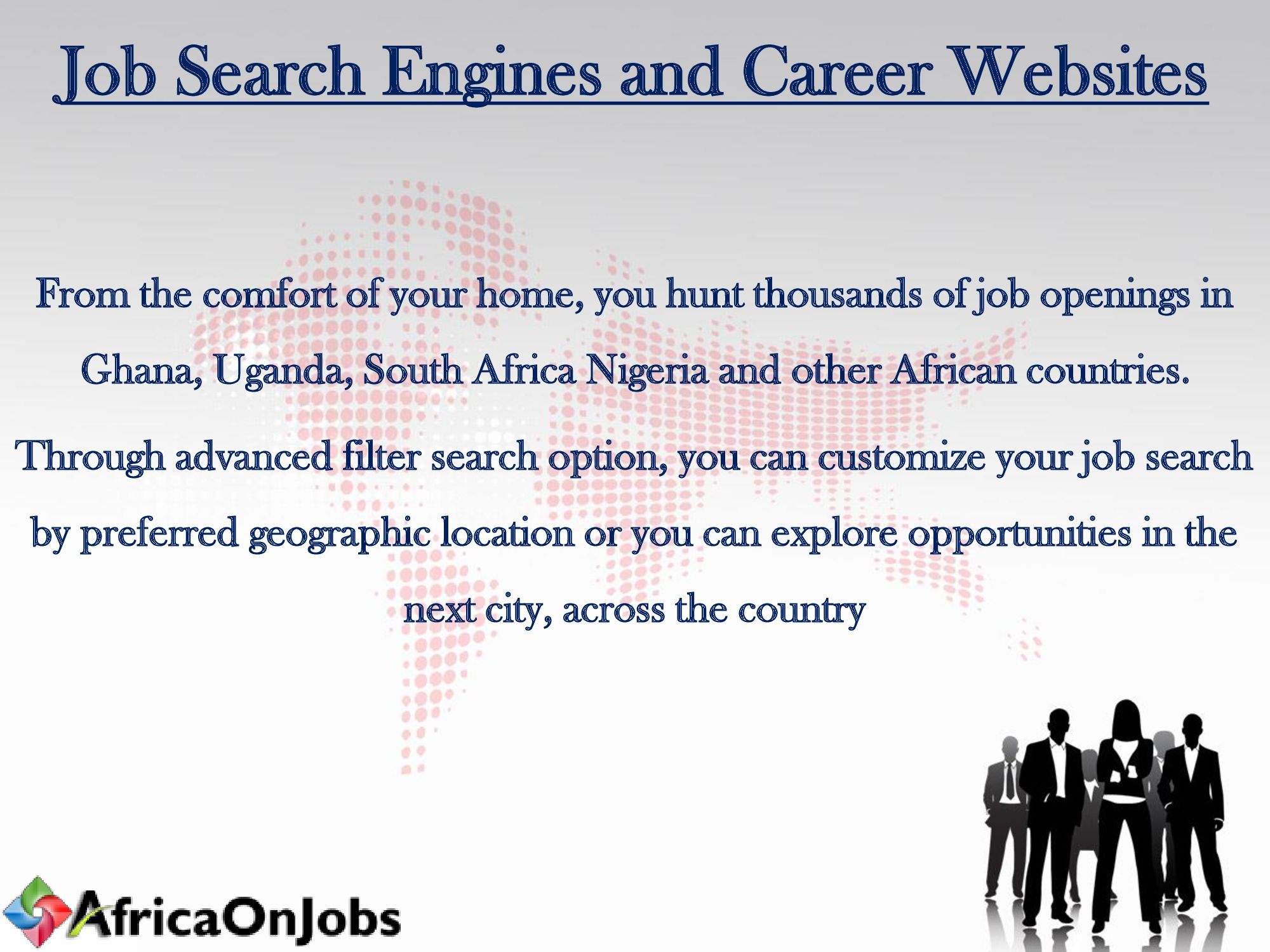 From The Comfort Of Your Home You Hunt Thousands Of Job Openings