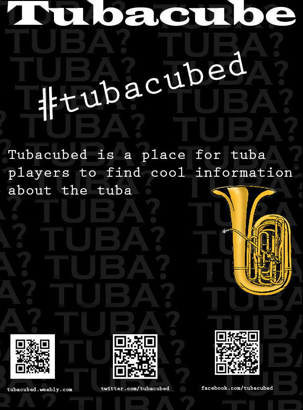#tubacubed tubacubed.weebly.com