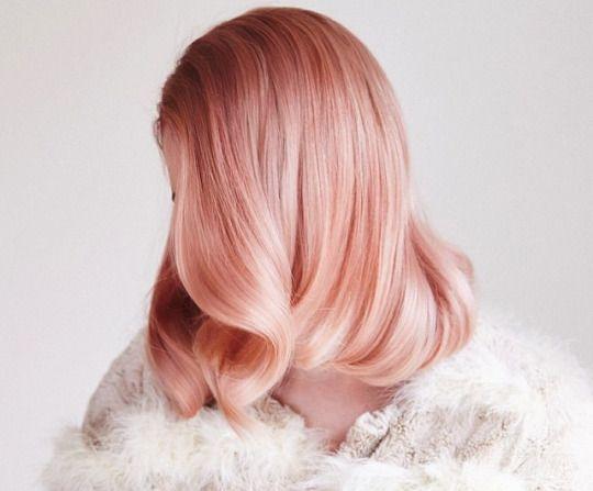 Couleur pour pointe de cheveux