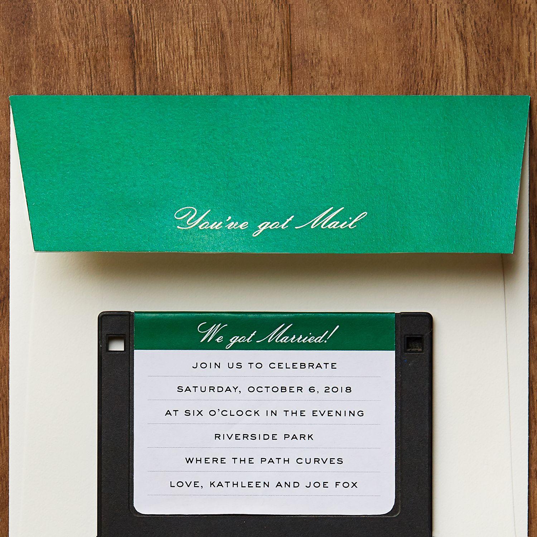 Famous Couples' Wedding Invitation Challenge You've Got