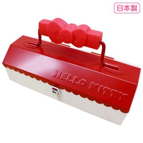 Hello-Kitty-Caja-de-herramientas-hacen-de-diseno-de-casa-de-caja-de-regalo-presente-Sanrio-De-Japon