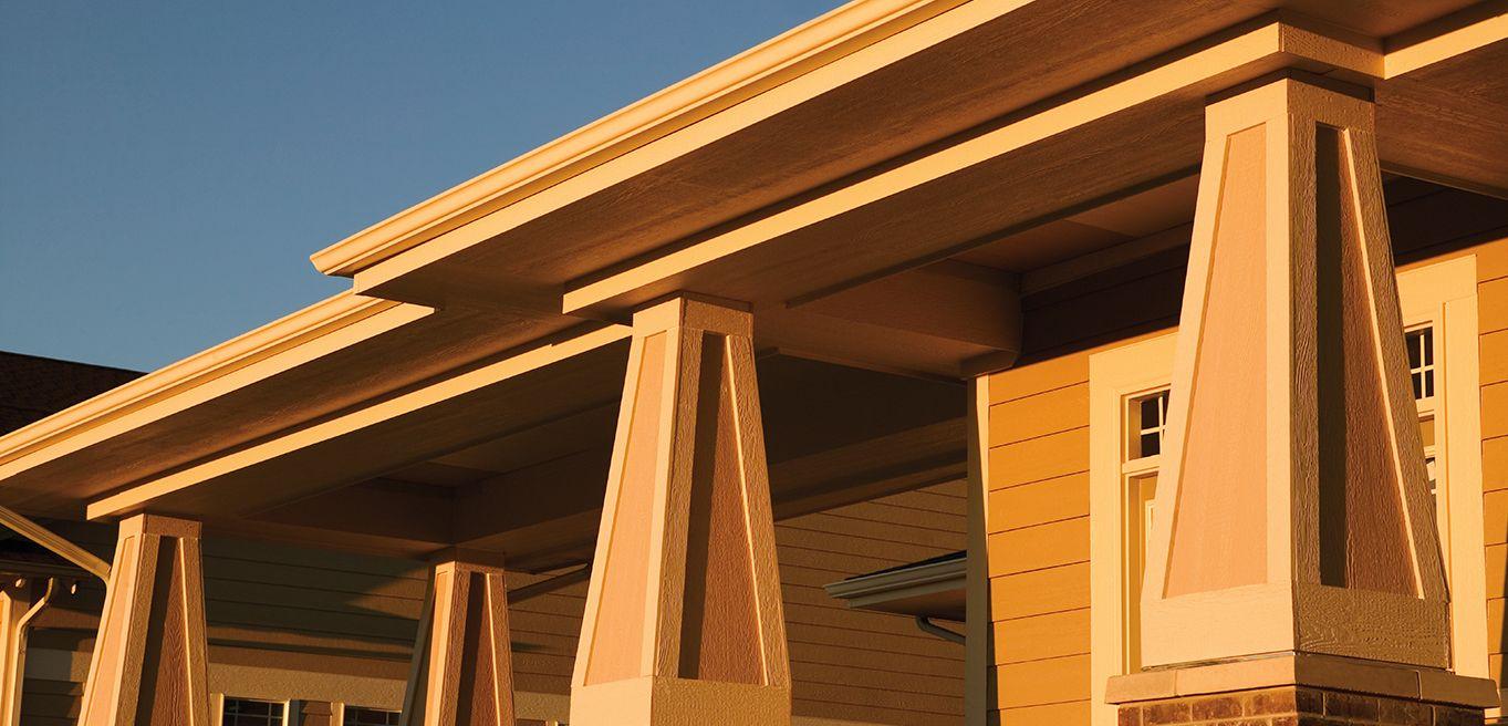 Siding Ideas For Homes Lp Smartside Gallery Exterior Siding Engineered Wood Siding Siding Options