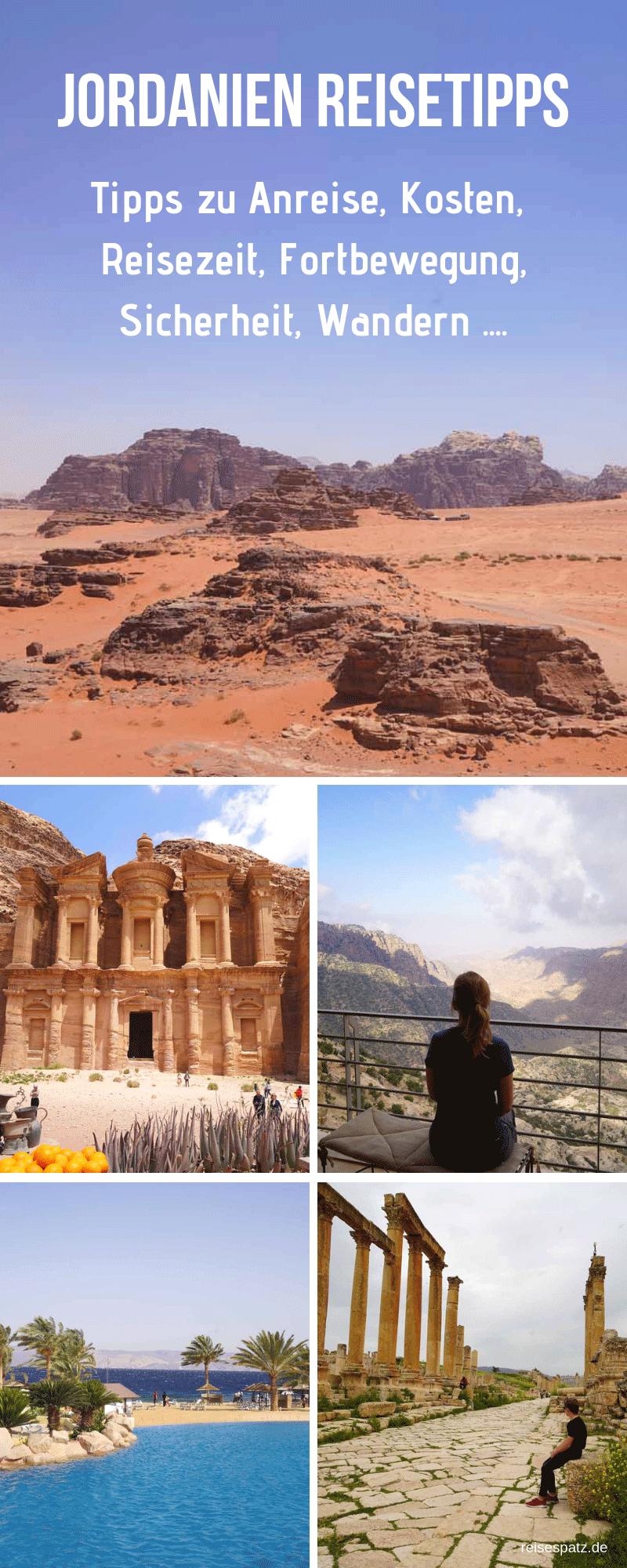 Mit diesen Jordanien Reisetipps gelingt dein Urlaub