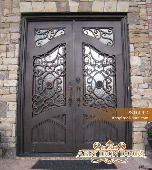 Abby Iron Doors & Abby Iron Doors | Doors | Pinterest | Doors Iron and Security door