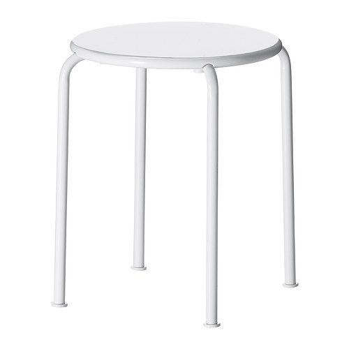 ROXÖ Stool IKEA The materials in this outdoor furniture require no maintenance. Stackable. Saves  sc 1 st  Pinterest & ROXÖ Stool IKEA The materials in this outdoor furniture require no ... islam-shia.org