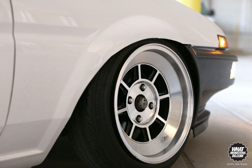 Wheels @anthonylowrance wants for this #ae86 #corolla