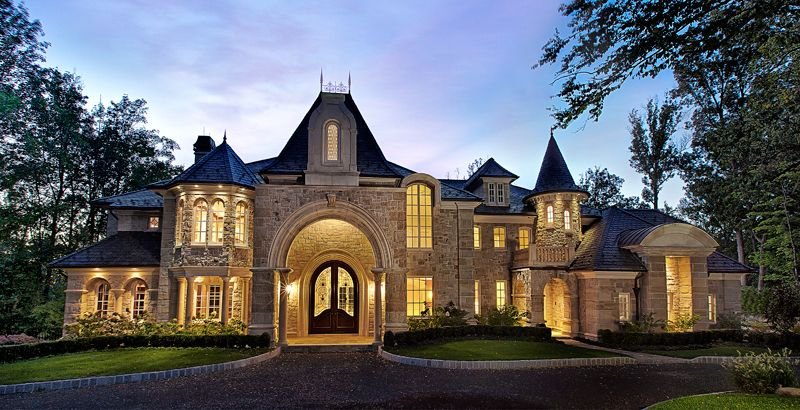 Delicieux (First House Mixed Stone. Browse This Site) Showcase Luxury Beautiful House  Plan Designs, Blueprints For High End Luxury Estate Traditional Dream Homes