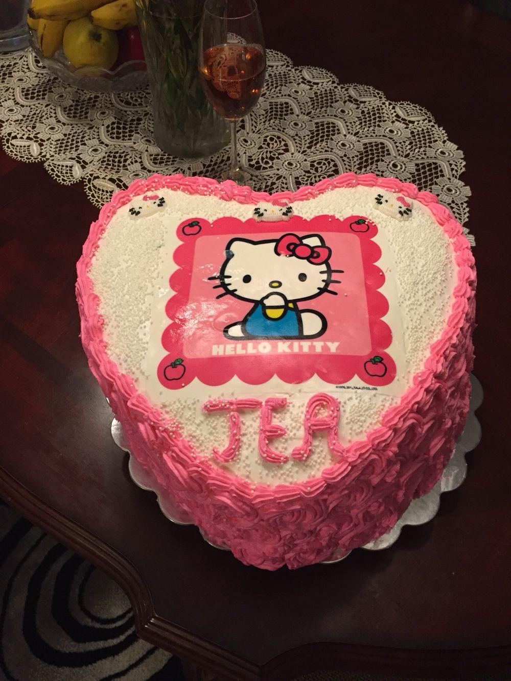 Google themes crvena zvezda - Hello Kitty Rosette Cake