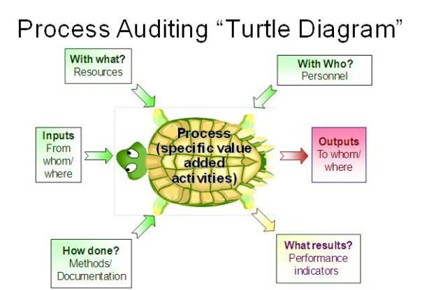 How To Train An Auditor On The Process Approach Internal Audit Operations Management Audit