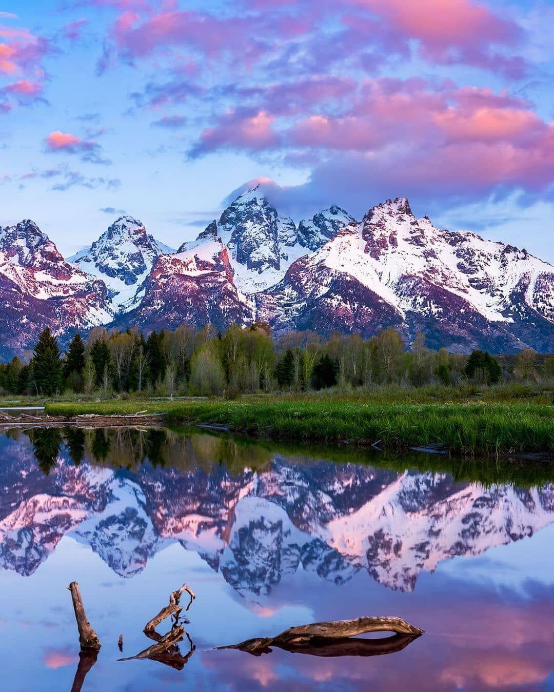 Epic Grand Teton views! ? | Beautiful places to travel