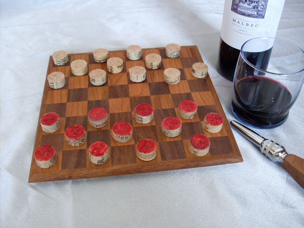 Wine and games