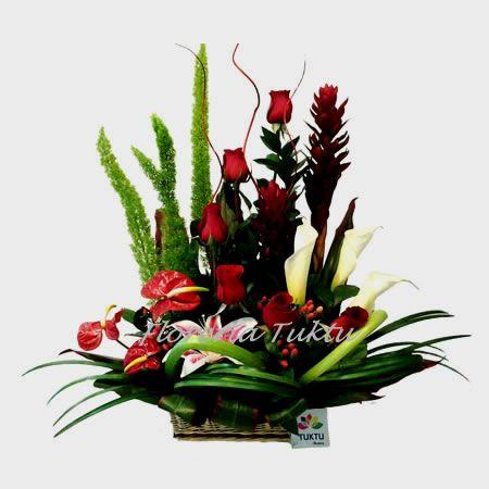 Floreria Tuktu Arreglos Florales Manualidades Pinterest