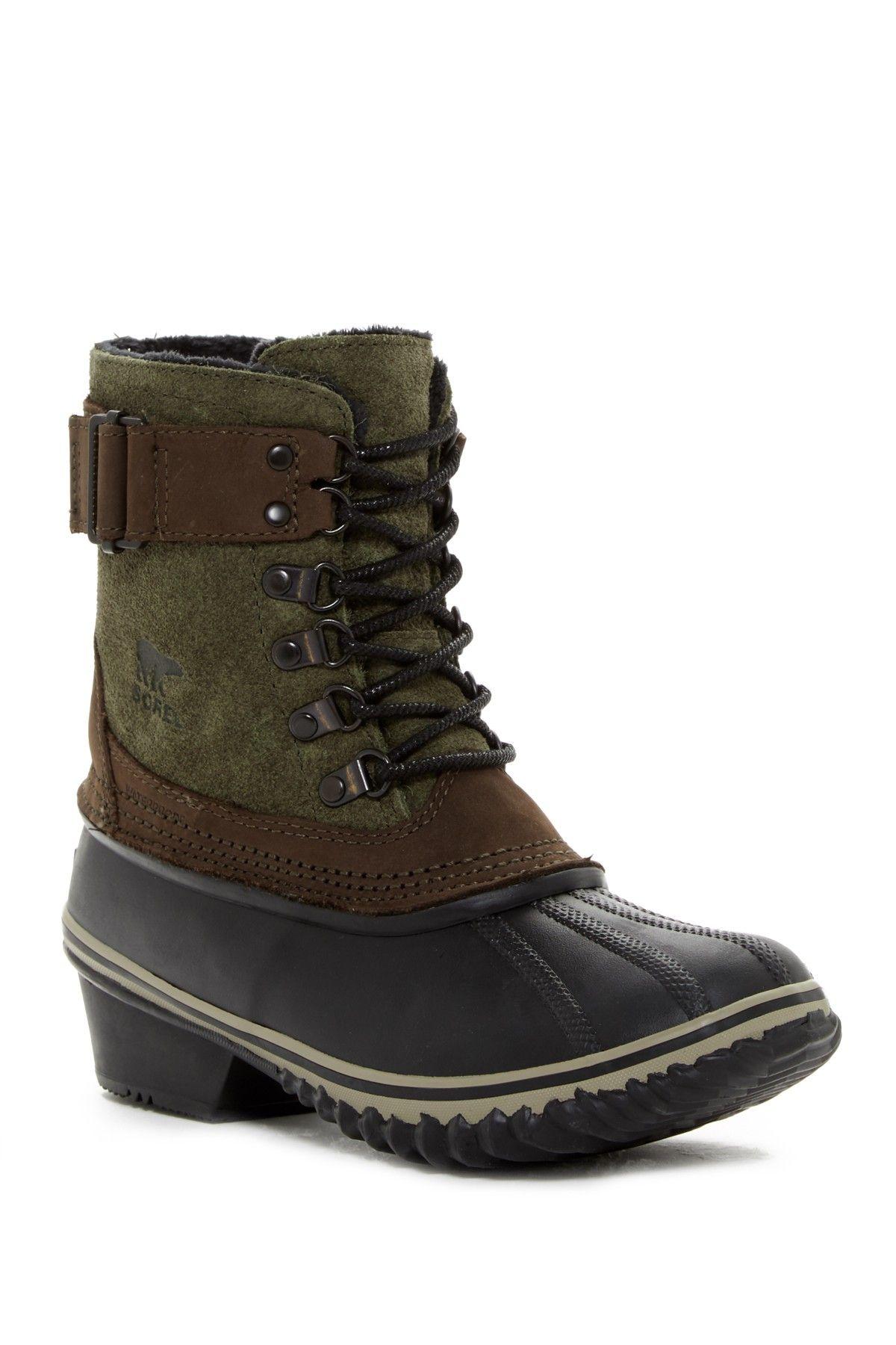 Sorel Winter Fancy Lace II Waterproof Boot Boots