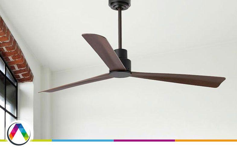 El ventilador ideal para tu casa ⋆ La Casa de la Lámpara