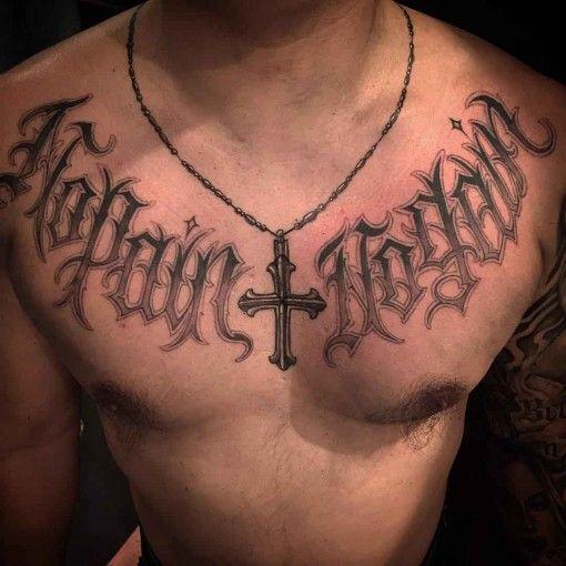 Chicano Script Tattoo Tattoo Lettering Tatuaje Chicano