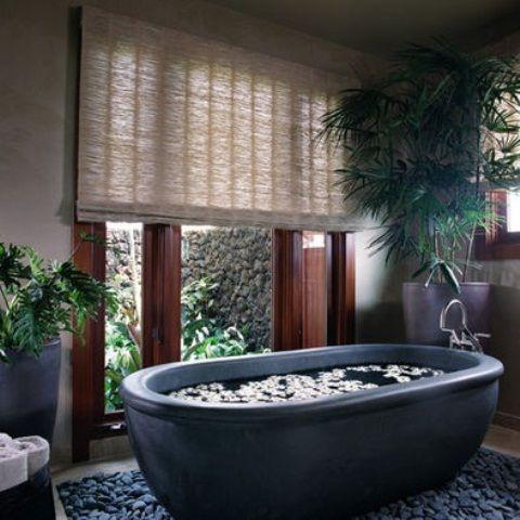 42 Amazing Tropical Bathroom Decor Ideas