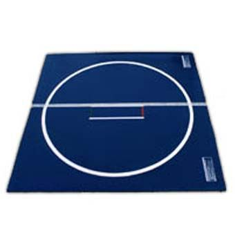 10x10 Wrestling Mat 2 Sides Practice And Train Year Round With Our Wrestling Home Use Mat Our Best Looking Top Q Martial Arts Mats Wrestling Mat Martial Arts