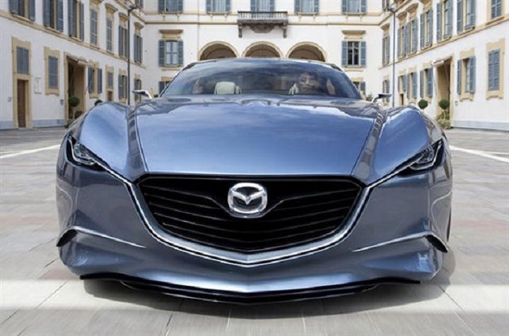 Beautiful 2017 Mazda RX9  Release Date, Specification, Price, Review