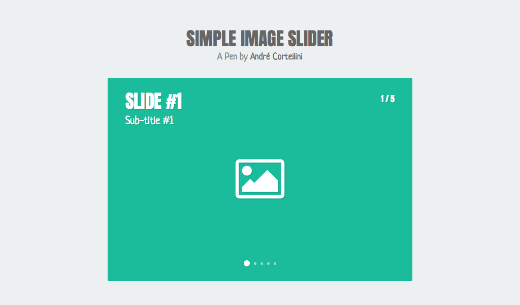 Simple Tooltip Css Codepen