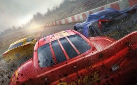 WALLPAPERS HD Cars 3