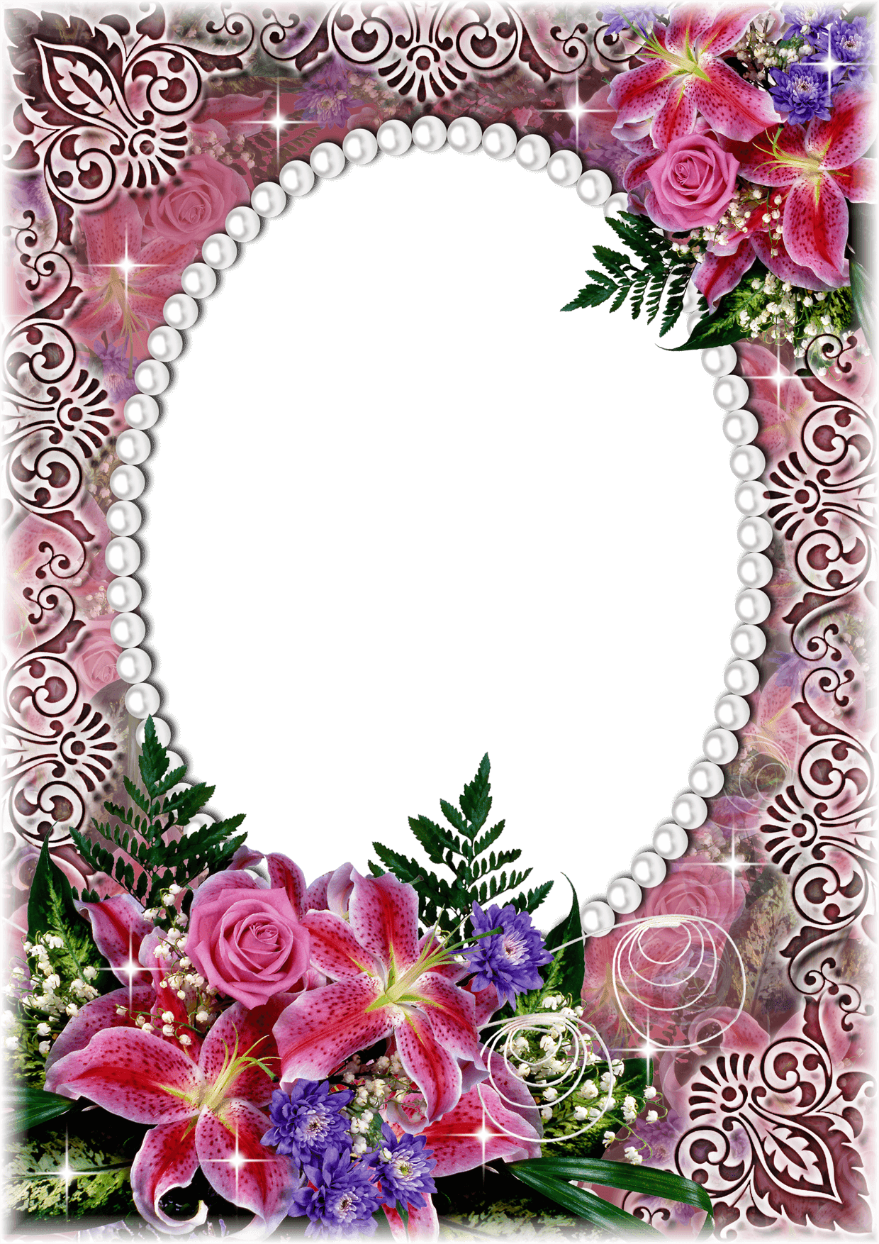 Picture Frame, Decor Picture Frame Transparent Image and