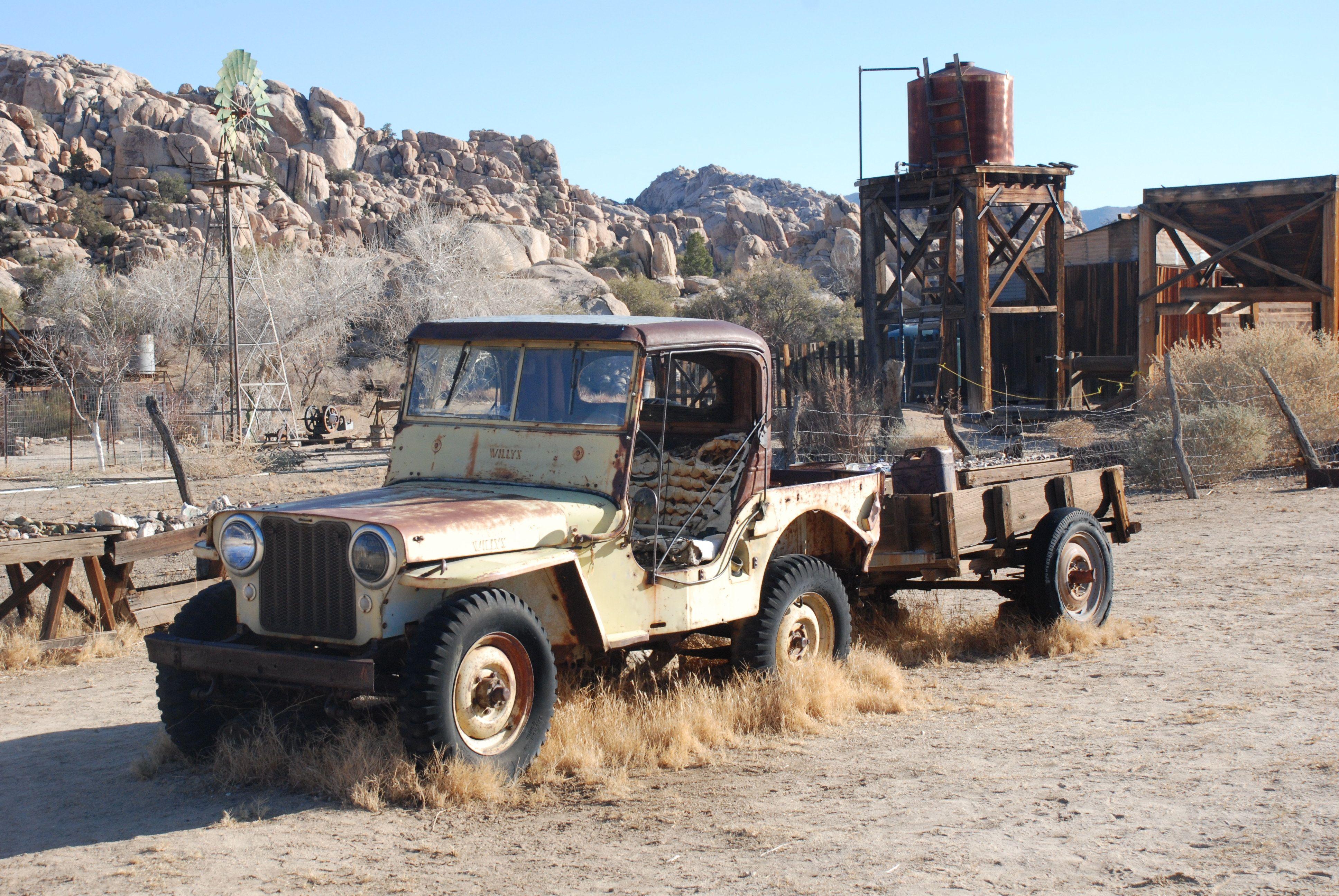 Old Jeeps 76