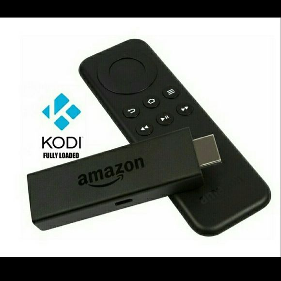 Amazon Fire Stick w/ Kodi NWT Amazon fire stick, Fire tv