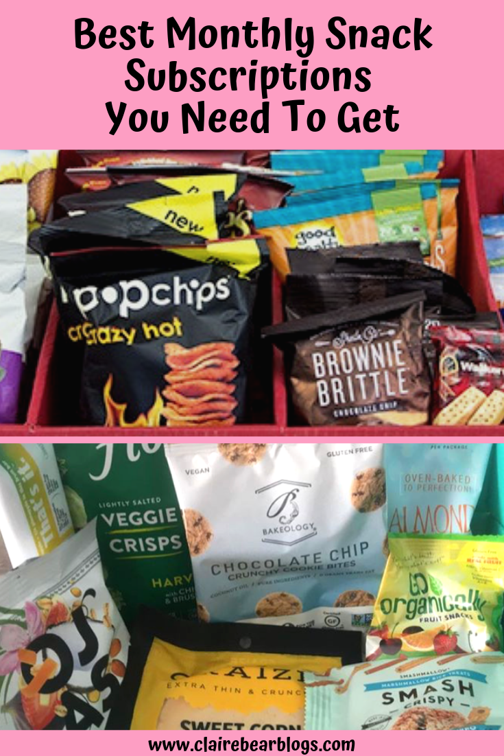 Looking For The Best Monthly Food Subscription Boxes Read Our