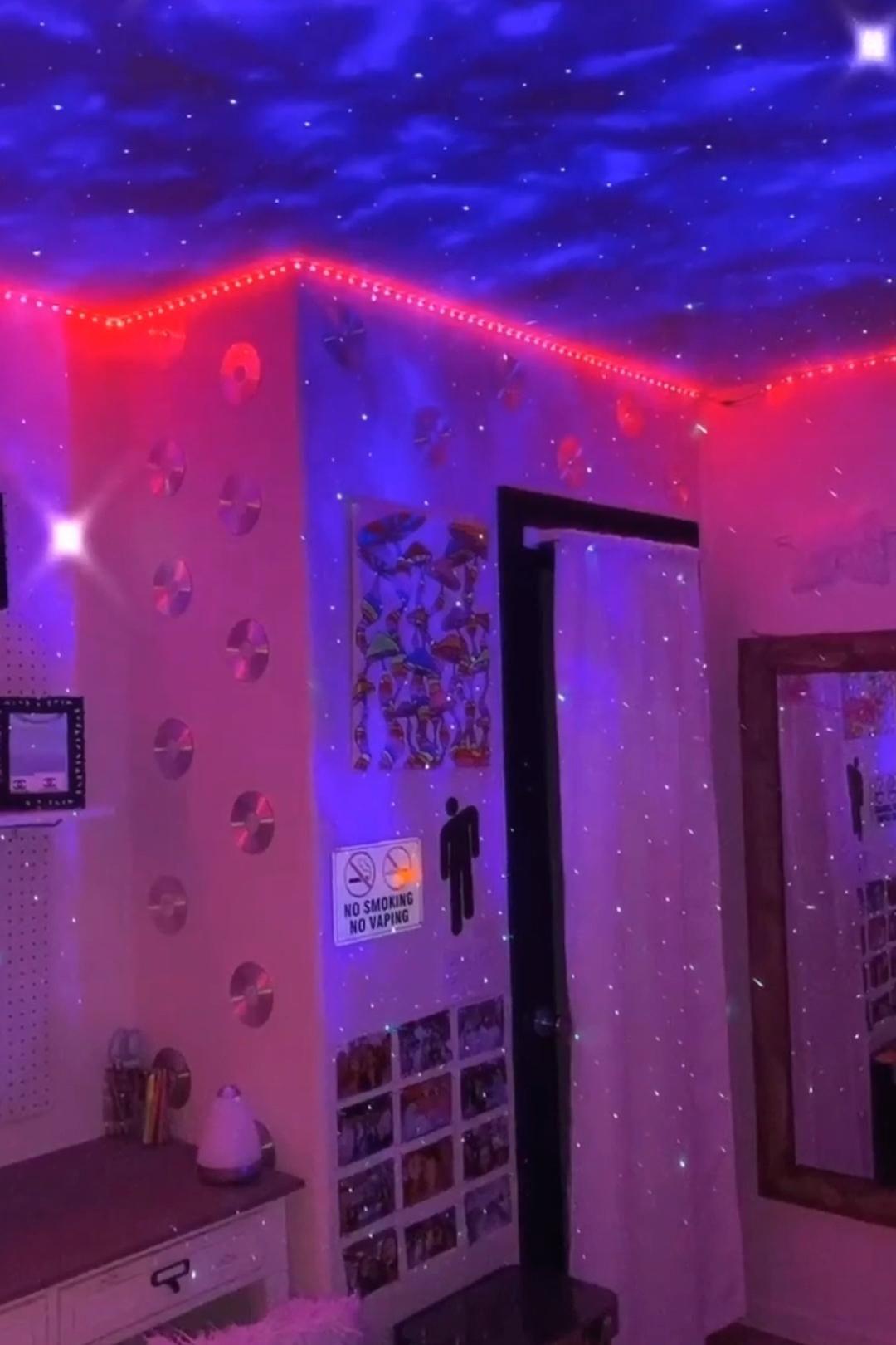 Galaxy Nebula Starry Room Decor