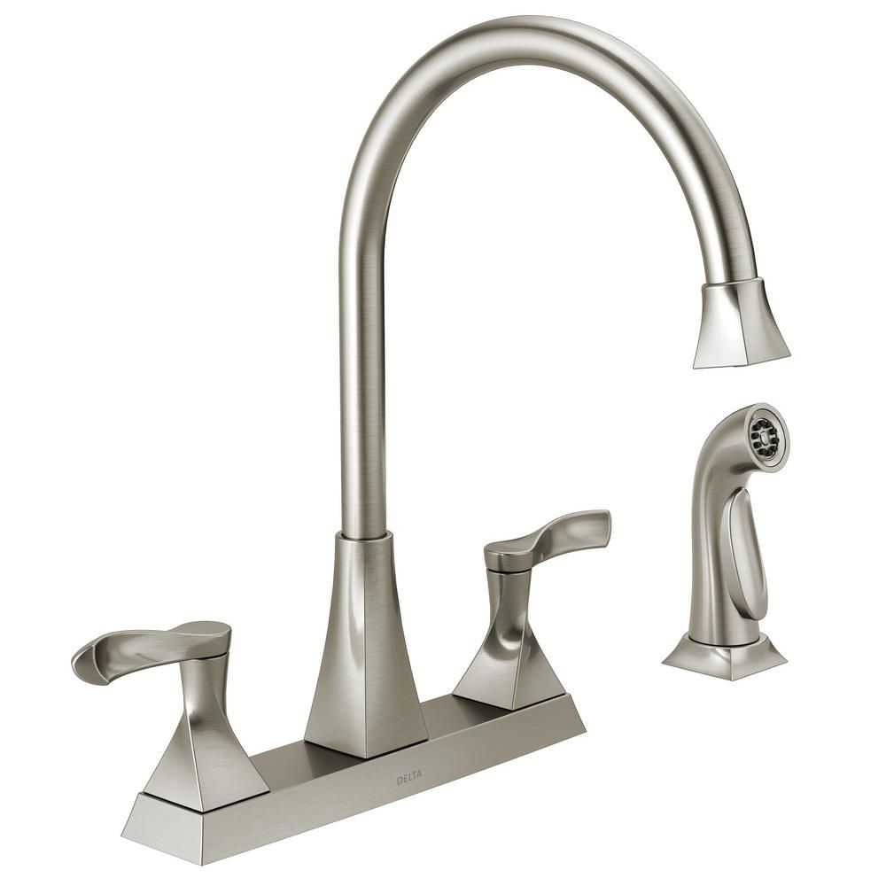 Kitchen Faucet With Extra Long Spout Reach