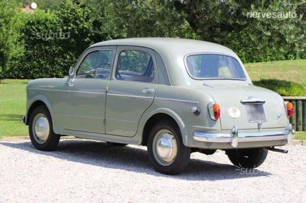 Fiat Fiat 1100 103 Tipo B Auto Automobile Auto Da Sogno