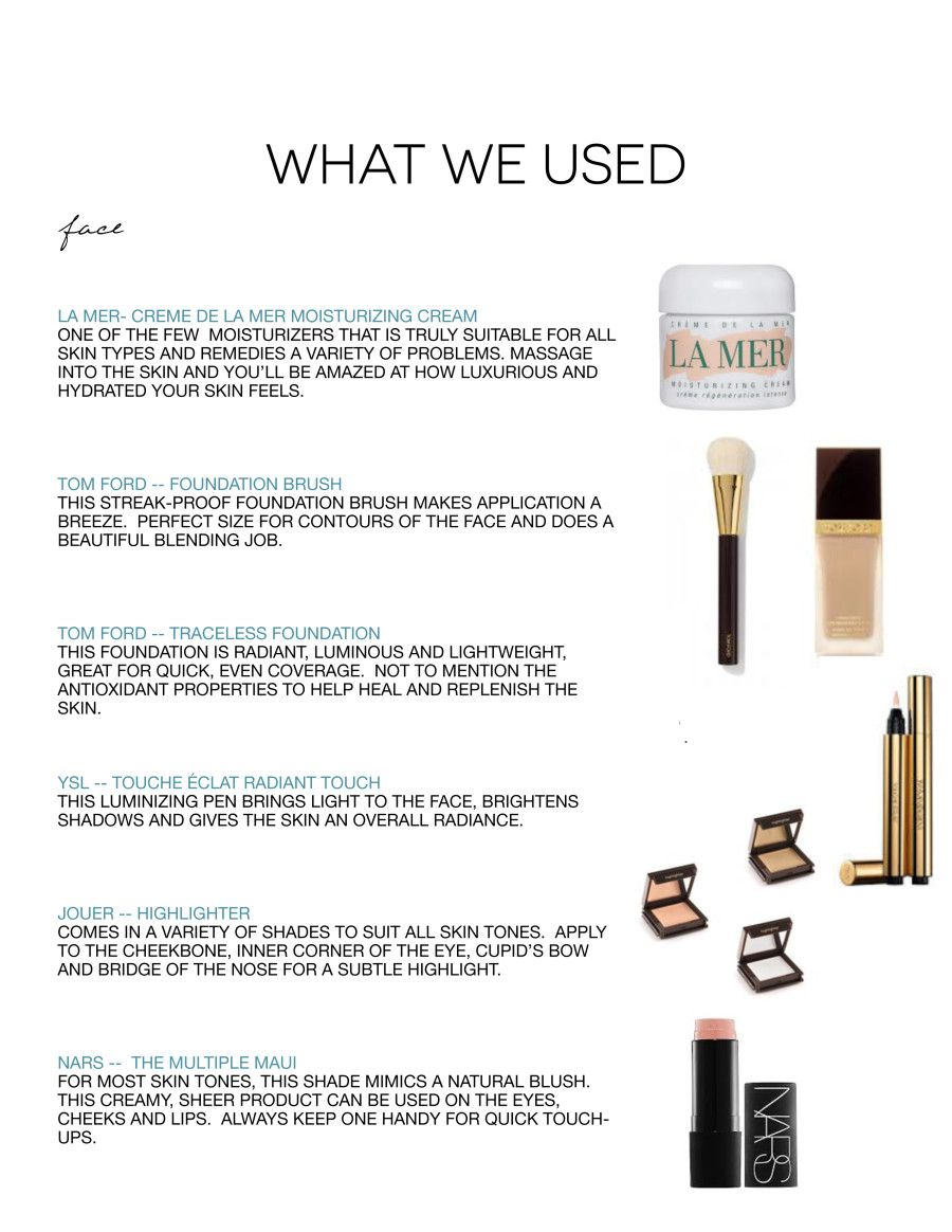 How To Get A Makeup Look That's Always In La mer