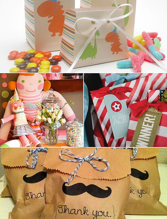 Fun Goodie Bag Ideas Without Candy Goodie Bags Birthdays And - Children's birthday goodie bags