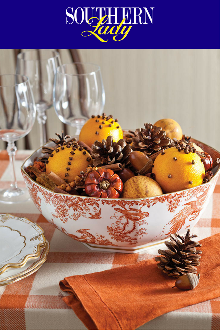 Ideas For Filling Decorative Bowls For A Finishing Touch That Appeals To The Senses Fill A